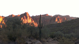 Lost Dutchman Trail